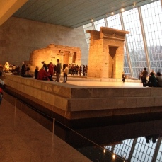 The Temple of Dendur, completed ca. 10 B.C.