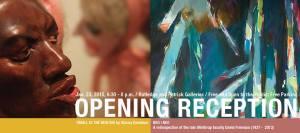 winthrop galleries opening