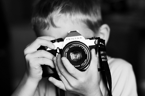 kid-Photographer