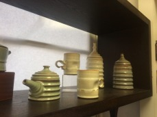 Pottery at Ciel Gallery