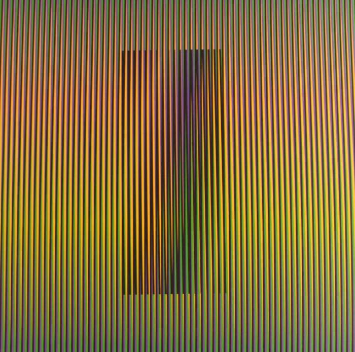 Carlos Cruz-Diez at LACA Projects