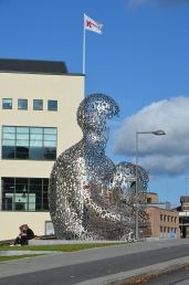 Jaume Plensa, House of Knowledge.