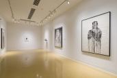 Plensa show at Davidson College Art Galleries