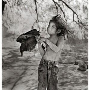 """David Spear,"""" Juana Paloma, Mexico,"""" 1998; Print from 2014 TLF Auction"""
