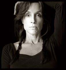 Linda Foard Roberts Self Portrait B@W