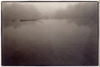 High Shoals Dam, Raymond Grubb, 2006, Platinum Palladium Print