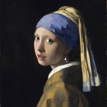 The Girl with a Pearl Earring, ca 1665