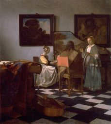 The Concert 1663-1666