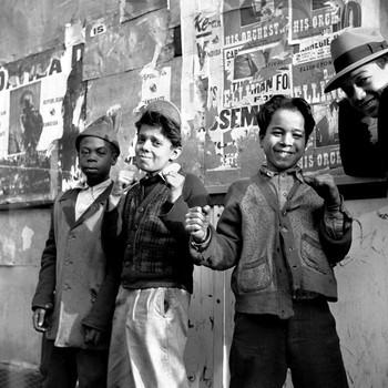 "Sonia Handelman Meyer, ""Boys, Spanish Harlem"""
