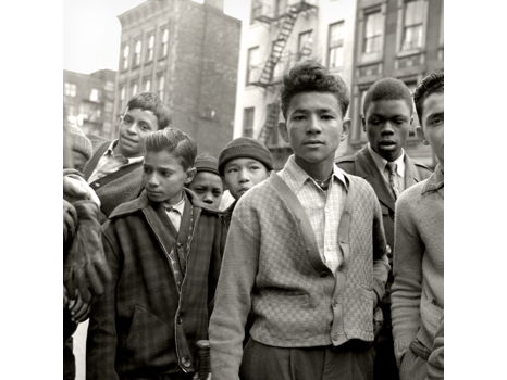 Sonia Handelman Meyer, Boys in Spanish Harlem