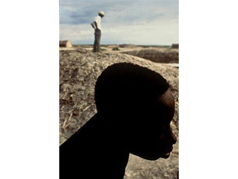 """Maggie Steber, """"Gonaives Salt Flats, Gonaives, Haiti"""""""