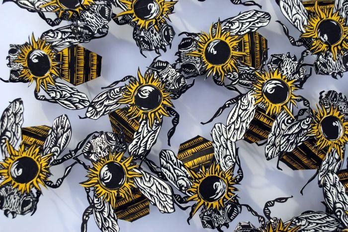 Rhodes_Bees_swarm